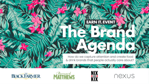 EARN IT. EVENT: The Brand Agenda